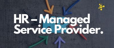 Recruitment – Managed Service Provider Framework