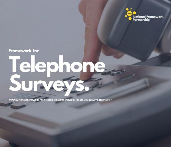 Telephone Surveys Framework