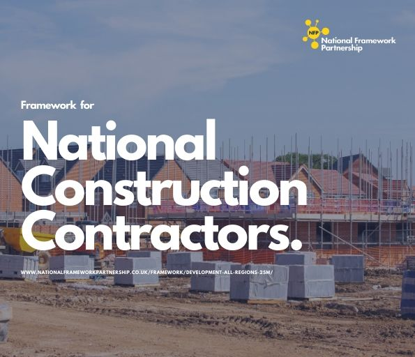 Construction – National £25M+