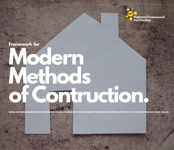 Construction – Modern Methods of Construction