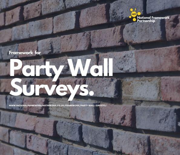Party Wall Surveys Framework