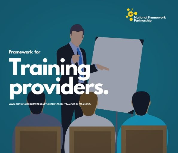 Training Provider Framework