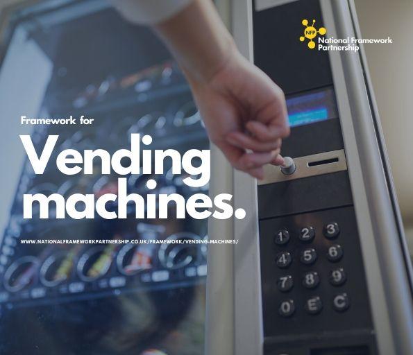 Vending machines Framework