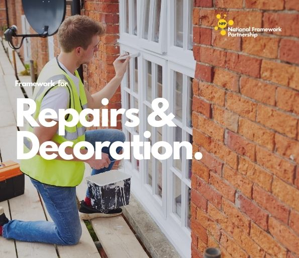Repairs and Decoration (Int & Ext)